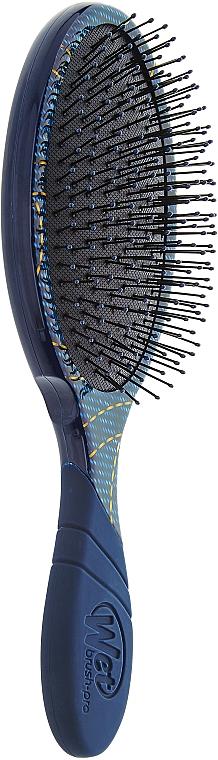 Haarbürste - Wet Brush Pro Detangler Free Sixty Denim — Bild N3