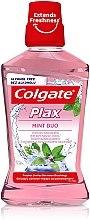 Düfte, Parfümerie und Kosmetik Mundwasser - Colgate Mint Duo