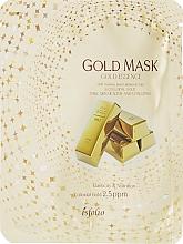 Düfte, Parfümerie und Kosmetik Tuchmaske für das Gesicht mit Gold-Essenz - Esfolio Gold Essence Mask