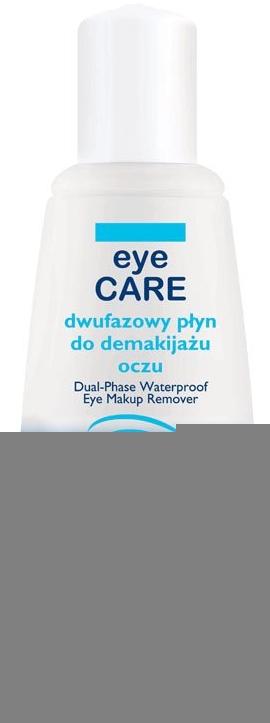 2-Phasen Augen-Make-up Entferner zum Abschminken von wasserfestem Make-up - Floslek Eye Care Dual-Phase Waterproof Make-Up Remover — Bild N1