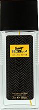 Düfte, Parfümerie und Kosmetik David Beckham Classic Touch Limited Edition - Parfümiertes Körperspray