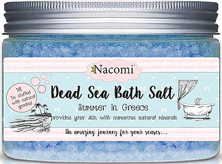 Badesalze aus dem Toten Meer mit griechischen Düften - Nacomi Natural Greek Dead Sea Salt Bath — Bild N1