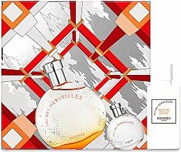 Düfte, Parfümerie und Kosmetik Hermes Eau Des Merveilles - Duftset (Eau de Toilette 50ml + Eau de Toilette Mini 7,5ml + Körperlotion 40ml)
