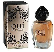 Düfte, Parfümerie und Kosmetik Linn Young Oui Je T'Aime - Eau de Parfum