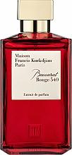Düfte, Parfümerie und Kosmetik Maison Francis Kurkdjian Baccarat Rouge 540 Extrait de Parfum - Extrait de Parfum