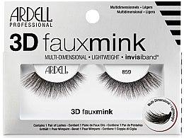 Düfte, Parfümerie und Kosmetik Künstliche Wimpern - Ardell 3D Faux Mink 859