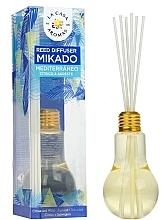 Düfte, Parfümerie und Kosmetik Raumerfrischer Zitrone und Stachelbeere - La Casa de Los Aromas Mikado Reed Diffuser