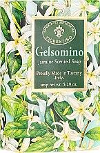 Düfte, Parfümerie und Kosmetik Naturseife mit Jasminduft - Saponificio Artigianale Fiorentino Masaccio Jasmine Soap