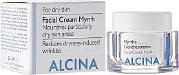 Düfte, Parfümerie und Kosmetik Gesichtscreme mit Myrrhe - Alcina T Facial Cream Myrrh