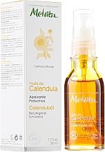 Düfte, Parfümerie und Kosmetik Beruhigendes und schützendes Ringelblumenöl für das Gesicht - Melvita Huiles De Beaute Calendula Oil