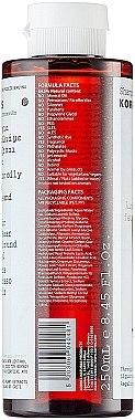 Shampoo für fettiges Haar - Korres Liquorice And Urtica Shampoo For Oily Hair — Bild N3