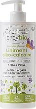 Düfte, Parfümerie und Kosmetik Hypoallergene Windelcreme mit Olivenöl - Charlotte Baby Bio
