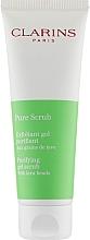 Düfte, Parfümerie und Kosmetik Klärendes Gesichtspeeling mit Lava-Kügelchen - Clarins Pure Scrub