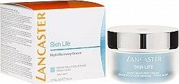 Düfte, Parfümerie und Kosmetik Regenerierende Nachtcreme - Lancaster Skin Life Night Recovery Cream