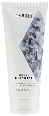 Körperlotion - Yardley Diamond Body Lotion Women's — Bild N1