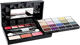 Düfte, Parfümerie und Kosmetik Make-up Palette - Parisax Professional Make-Up Palette 28 Colors