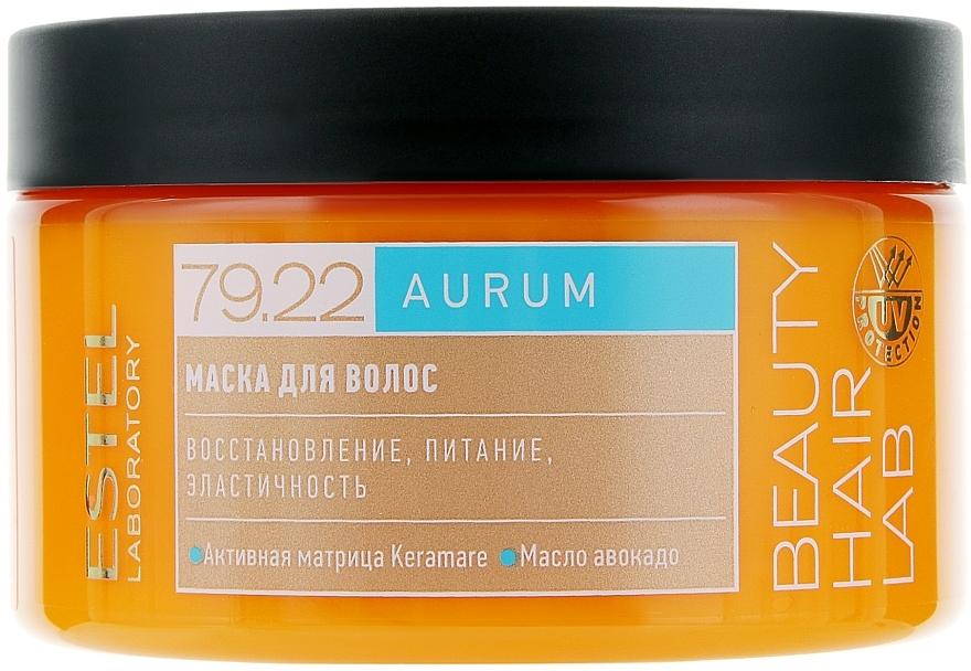 Regenerierende Haarmaske mit Avocadoöl - Estel Beauty Hair Lab 79.22 Aurum