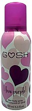 Düfte, Parfümerie und Kosmetik Deospray - Gosh I Love Purple Deo Body Spray