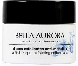 Düfte, Parfümerie und Kosmetik Peeling-Wattepads gegen Pigmentflecken - Bella Aurora Anti-Dark-Spot Exfoliation Pads