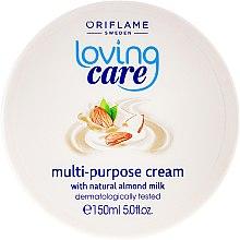 Düfte, Parfümerie und Kosmetik Gesichts- und Körpercreme - Oriflame Loving Care