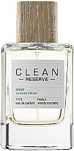 Düfte, Parfümerie und Kosmetik Clean Reserve Smoked Vetiver - Eau de Parfum