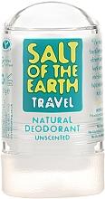 Düfte, Parfümerie und Kosmetik Kristall-Deostick - Salt of the Earth Crystal Travel Deodorant