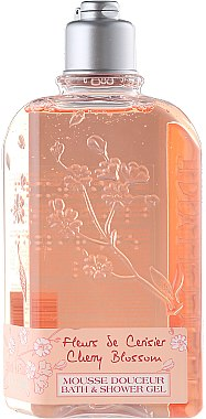 Duschgel - L'Occitane Cherry Blossom Bath & Shower Gel — Bild N1