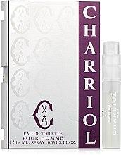 Düfte, Parfümerie und Kosmetik Charriol Eau de Toilette Pour Homme - Eau de Toilette (Probe)