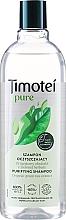 Düfte, Parfümerie und Kosmetik Shampoo für normales bis fettiges Haar mit Bio Grüntee-Extrakt - Timotei