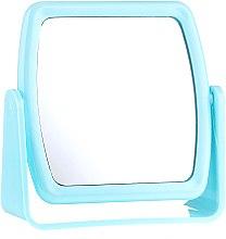 Standspiegel 85727 quadratisch blau - Top Choice Beauty Collection Mirror — Bild N1