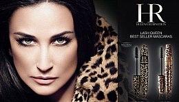 Wimperntusche - Helena Rubinstein Lash Queen Feline Blacks Mascara — Bild N2