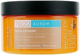 Düfte, Parfümerie und Kosmetik Regenerierende Haarmaske mit Avocadoöl - Estel Beauty Hair Lab 79.22 Aurum