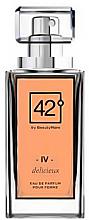 Düfte, Parfümerie und Kosmetik 42° by Beauty More IV Delicieux - Eau de Parfum