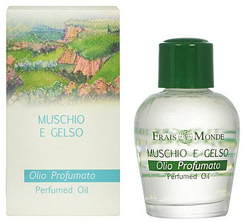 Parfümöl - Frais Monde Musk And Mulberry Perfumed Oil — Bild N1