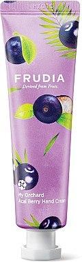 Feuchtigkeitsspendende Handcreme mit Acai-Beeren - Frudia My Orchard Acai Berry Hand Cream — Bild N1