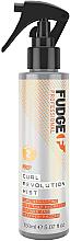 Feuchtigkeitsspendendes und definierendes Spray für lockiges Haar - Fudge Curl Revolution Mist — Bild N1