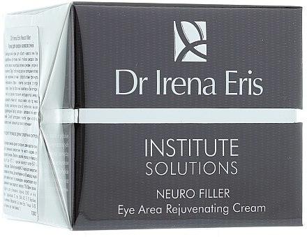 Verjüngende Augencreme - Dr Irena Eris Institute Solutions Neuro Filler Eye Area Rejuvenating Cream — Bild N1