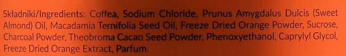Kaffeekörperpeeling mit Orange - Apis Professional Detoxifying Coffee Scrub Orange — Bild N4