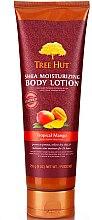Düfte, Parfümerie und Kosmetik Feuchtigkeitsspendende Körperlotion mit Sheabutter und Mangoextrakt - Tree Hut Shea Moisturizing Body Lotion