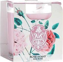 Duftkerze Rose Of May - La Florentina Rose Of May Scented Candle — Bild N1