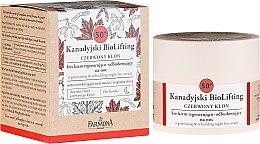 Düfte, Parfümerie und Kosmetik Regenerierende Gesichtscreme 50+ - Farmona Canadian BioLifting Red Maple
