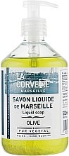 Düfte, Parfümerie und Kosmetik Flüssigseife Olive - La Corvette Liquid Soap