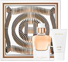 Düfte, Parfümerie und Kosmetik Hermes Jour d`Hermes Absolu - Kosmetikset (Eau de Parfum/50ml + Körperlotion/30ml)