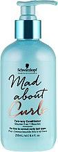 Düfte, Parfümerie und Kosmetik Feuchtigkeitsspendende Pflegespülung 2in1 für lockiges Haar - Schwarzkopf Professional Mad About Curls Two-way Conditioner
