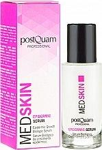 Düfte, Parfümerie und Kosmetik Regenerierendes Anti-Aging Gesichtsserum - Postquam Med Skin Serum Epidermic Growth