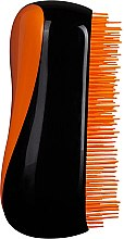Kompakte Haarbürste - Tangle Teezer Compact Styler Neon Orange Brush — Bild N3