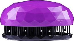 Düfte, Parfümerie und Kosmetik Entwirrbürste violett - Beauty Look Tangle Definer Brush & Go
