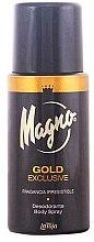 Düfte, Parfümerie und Kosmetik Deospray - La Toja Magno Gold Exclusive Body Spray