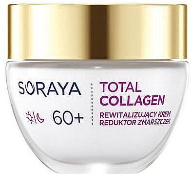 Regenerierende Anti-Falten Tages- und Nachtcreme 60+ - Soraya Total Collagen 60+ — Bild N2