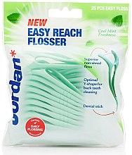 Düfte, Parfümerie und Kosmetik Zahnseide-Sticks 25 St. - Jordan Easy Reach Flosser